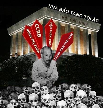 Image result for Hồ chí Minh tên tội đồ